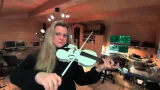 """COVER """"Melhor de mim"""" - Mariza performed by Katrin Wettin"""