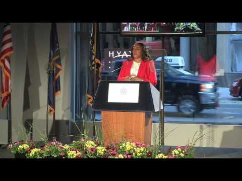 Mayor Lovely Warren Delivers 2017 State of the City Address