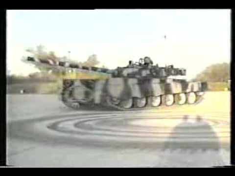 pakistan main battle tank al-khalid