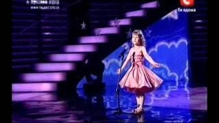 Украина Мае Талант 3 - Диана Козакевич Финал.avi
