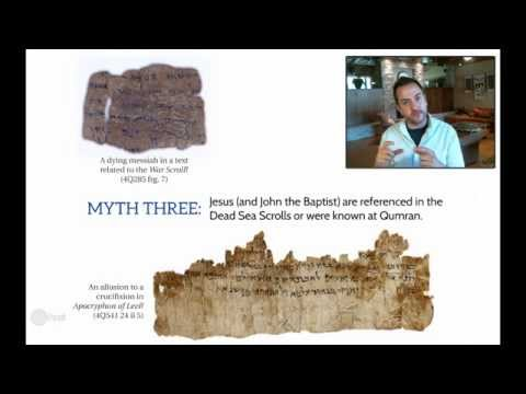 4.2 The Dead Sea Scrolls, Jesus, Paul, and the New Testament