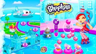 Bubble Popping To Save Shopkins - Season 8 World Vacation App Game Let