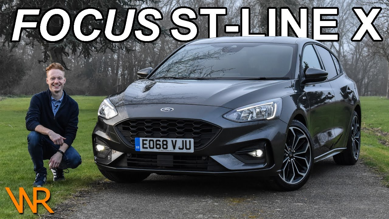 Ford Focus St Line X 2019 Review Worthreviewing