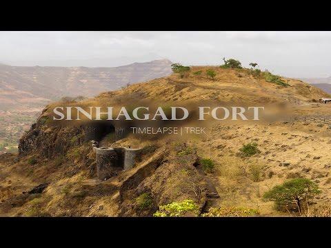 Timelapse sinhagad  Fort Trek | Pune