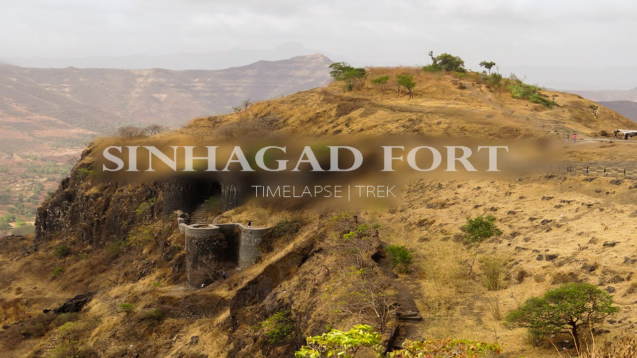 Image result for Sinhagad Fort