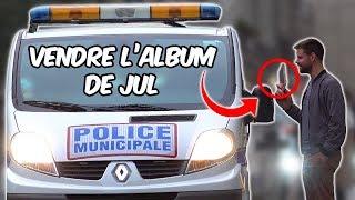 Vendre l'album de Jul aux policiers - Défi Prank - Les Inachevés
