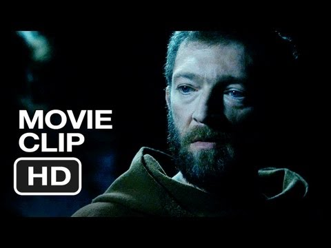The Monk Movie CLIP - Need To Be With Her (2013) - Vincent Cassell Movie HD