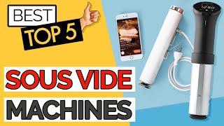 ✅ TOP 5: Best Sous Vide Machin…