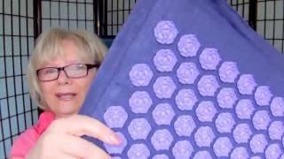 видео Массажный коврик Pranamat ECO – мои впечатления
