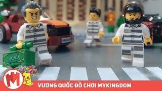 QUẢNG CÁO ĐỒ CHƠI LẮP RÁP LEGO CITY | BIỆT ĐỘI CỨU HỘ - CẢNH SÁT BẦU TRỜI 2019
