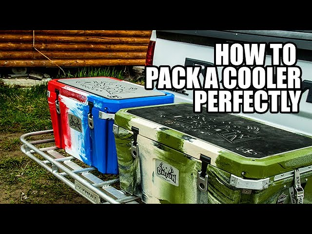 How to Pack a Cooler | Orion Quick Tips