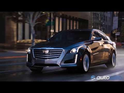 Best Luxury Car: 2018 Cadillac CTS Sedan - AutoWeb Buyer's Choice Award Winner