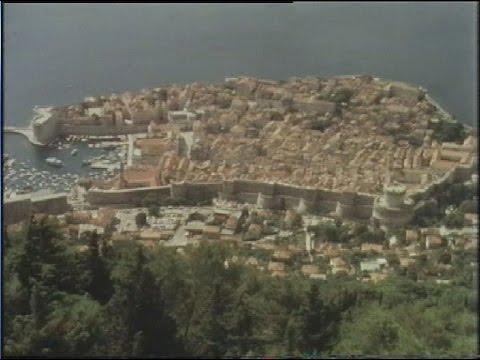 Dubrovnik - Croatia - Former Yugoslavia - 1981