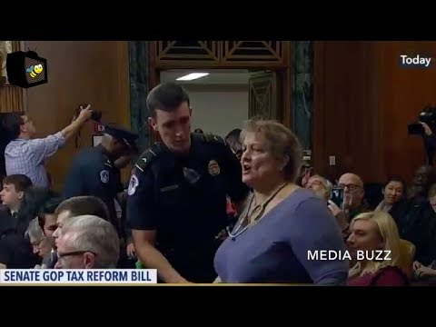 Bernie Sanders Goes Off On Republicans Then Protesters Scream And Shut Down Senate Hearing
