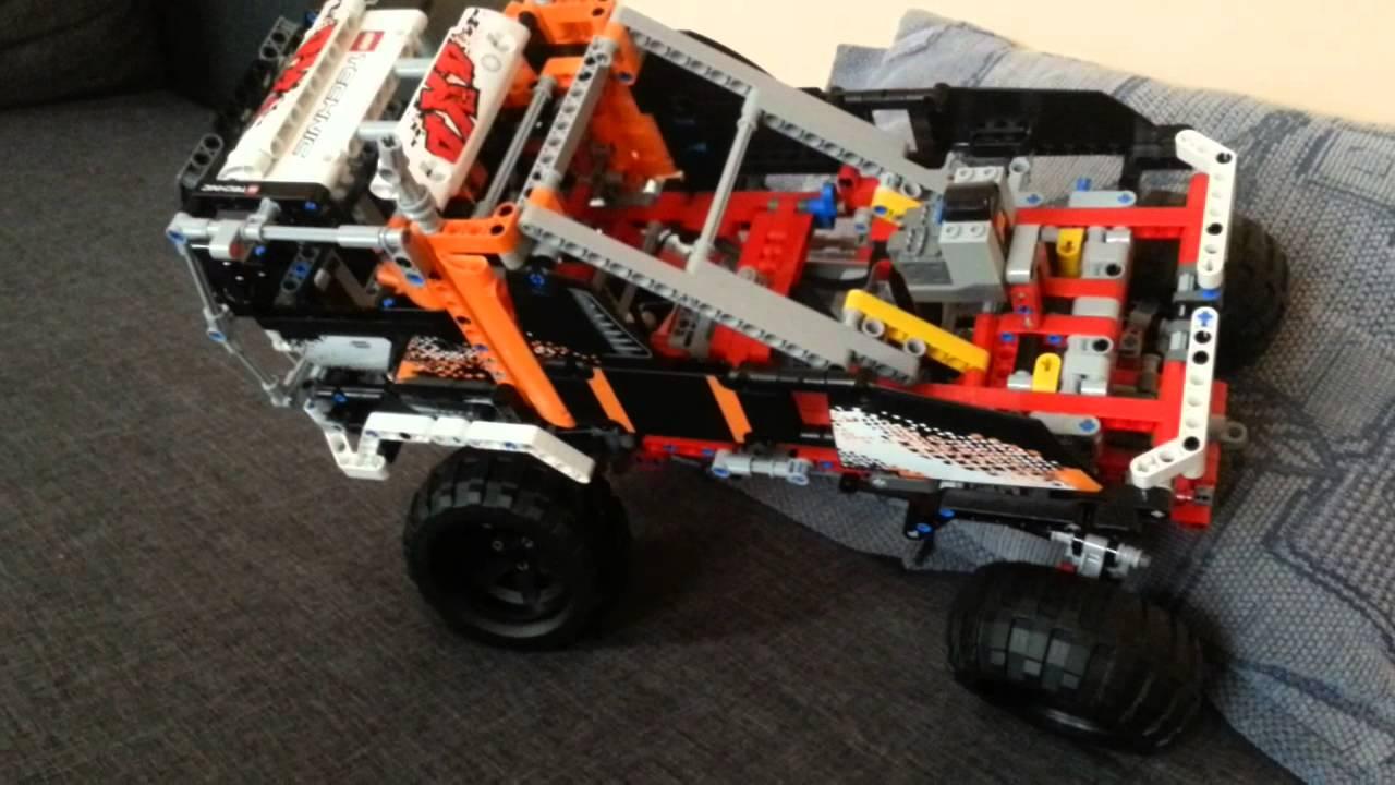 Lego technic 9398 b youtube