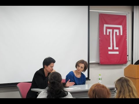 Public Lecture Video (11. 27. 2015) Thinking about the Tokyo Olympics City marketing and branding