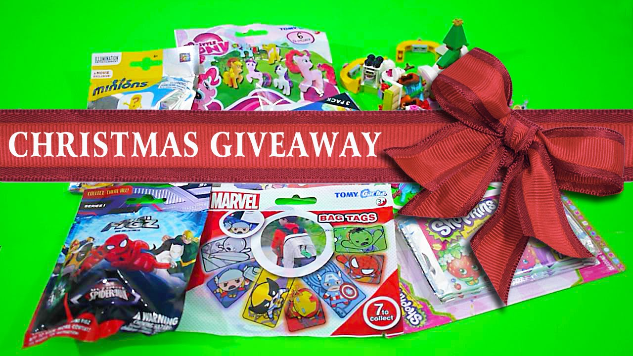 Free Toys Christmas Giveaway 2015 Submission Of Entries