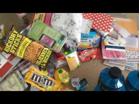 WHAT I BOUGHT FROM MY DOLLAR STORES -LIVE-