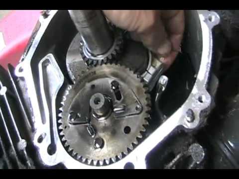 110 John Deere Tractor Wiring Diagram Replace Piston Rings In A Kawasaki Commercial Mower Part 1