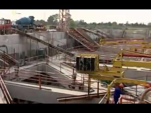 Megastructures Lupu Arch Bridge China Construction