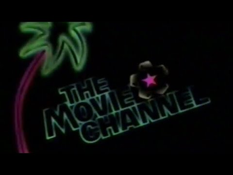 10/13/1984 The Movie Channel Bumper, Promos and PG Intro