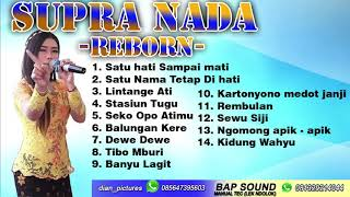 Download Mp3 Full Album Supra Nada Music Vol. Satu Hati Sampai Mati Supranada Reborn Tebaru 2