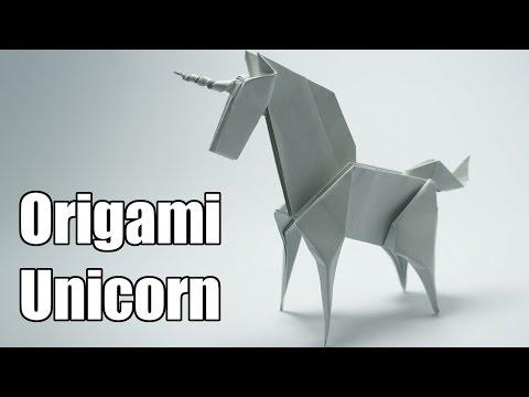 Origami Unicorn-Jo Nakashima