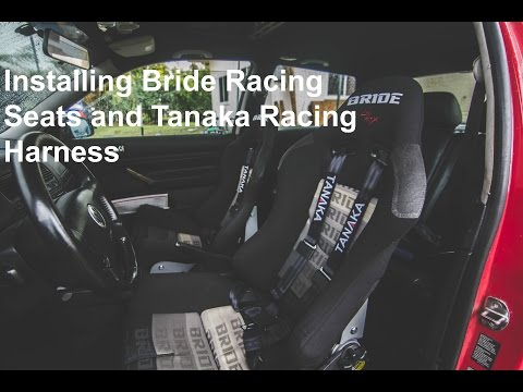 Bride Seat Install In A Mk4 Vw Golf GTi [HOW TO]