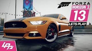 FORZA HORIZON 2 Part 13 - Der einzig wahre Boss (FullHD) / Lets Play Forza Horizon 2