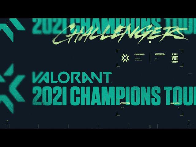 VALORANT Challengers Korea - Stage 1 Tournament 3 Qualifier Day 2