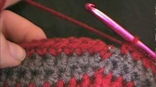 How to Crochet an Easy Beanie - Crochet Tutorial