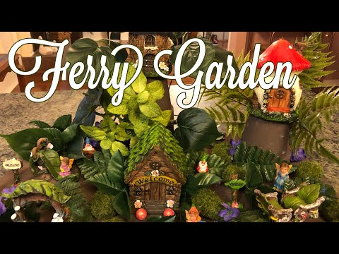 Dollar Tree Fairy Garden Diy 2019