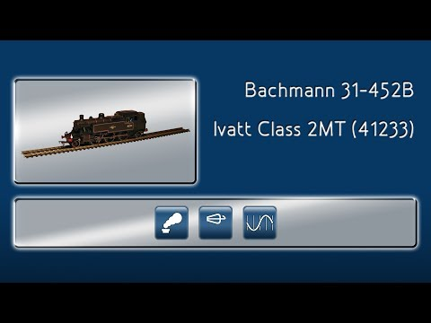 Opening The Ivatt 2-6-2T By Bachmann