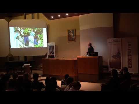 Sergei Tchoban Lecture @ ITU