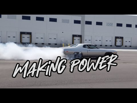 Project Electrollite - Plymouth Satellite Tesla Swap - Vehicle functions, Drive, and Burnout. Ep.15