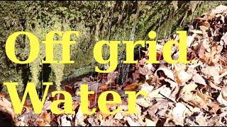 off grid water solution micro hydro ram pump