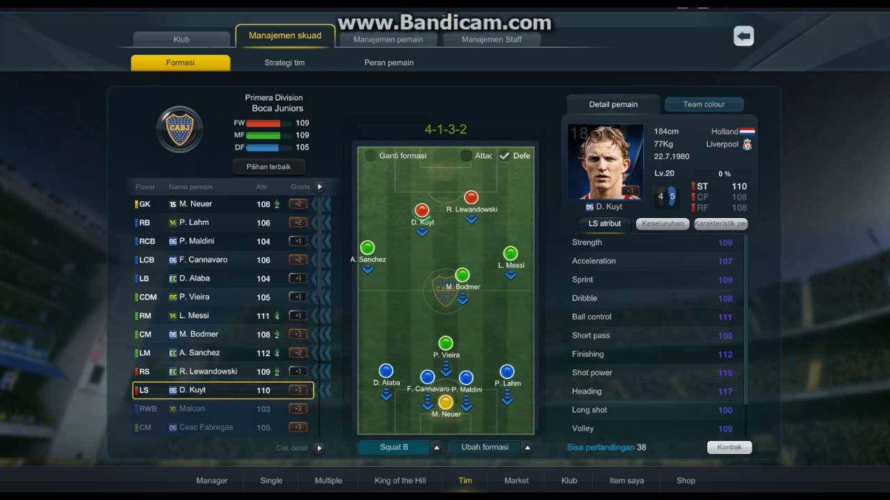 Formation Strategy 1on1 Fifa Online 3 Indonesia Server A 426 Youtube