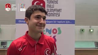 Milli Atıcımız Alp Eren Erdur Gençlik Olimpiyatları