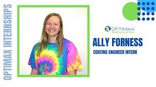 Ally- Coating Engineering Intern