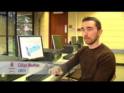 Bachelor of Engineering in Computer Aided Engineering and Design , University of Limerick