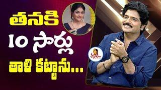 I Tied Mangalsutra 10 Times to My Wife : Actor Ramki | Celebrity Interviews | Vanitha TV