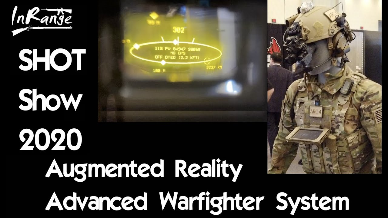 Advanced Warfighter - Augmented Reality System