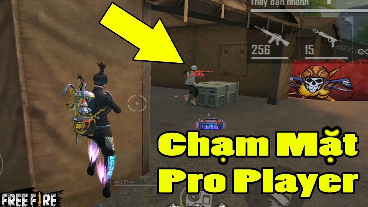 Chạm Mặt Pro Player Tận Dụng Cơ Hội - Mình TVT 1 vs 5  và cái kết | Free Fire
