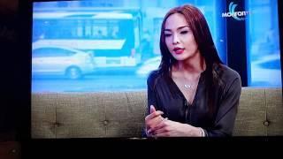 Наашаа Цаашаа трансжендер мисс Солонго