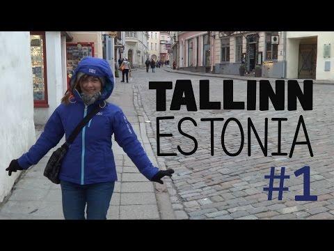 Estonia (1/2): Arrivo a Tallinn