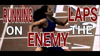 RUNNING LAPS ON THE ENEMY: HOW THE ENEMY RESPONDS