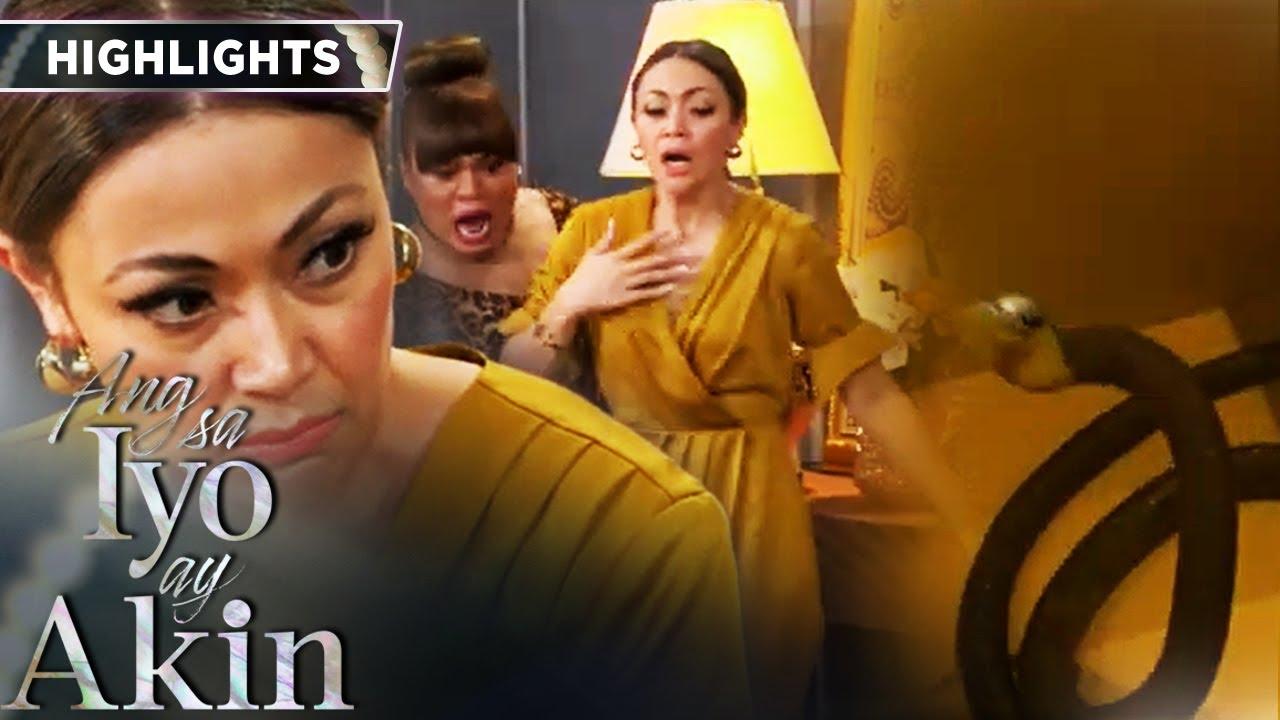 Download Marissa receives a snake   Ang Sa Iyo Ay Akin