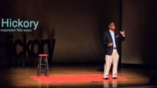 I AM A Go-Getter | Garion Bunn | TEDxHickory