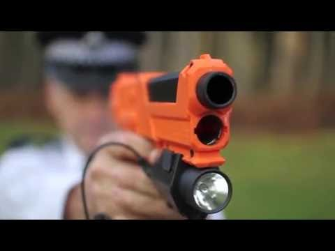 SelectaDNA high velocity tagging system gun explained
