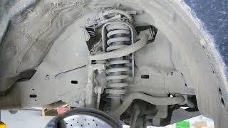 Басқару жүйесі жесткостью аспа Lexus Gx470, Prado 120.